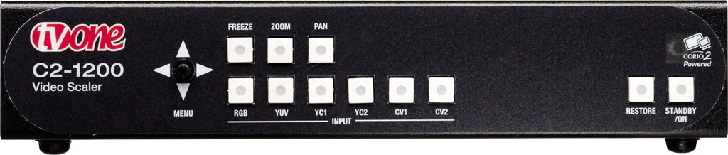 TV ONE C2-1200 Series Video Scalers