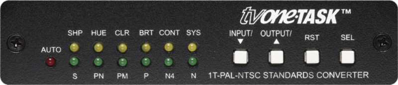 TV One 1T-PAL-NTSC Standards Converter