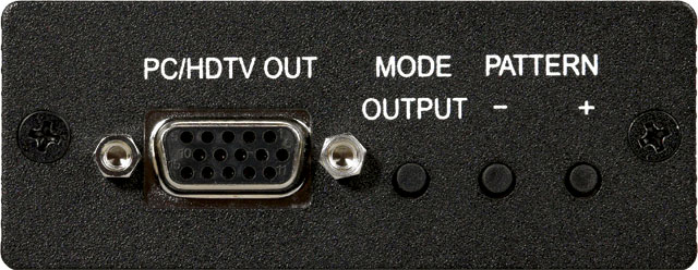 TV One 1T-TG-PCHD Analog & DVI Test Generator