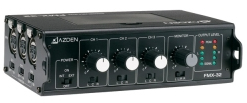 Azden 3-Channel Field Mixer FMX32