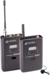 Azden 305LT UHF On-Camera Lapel Mic Stystem