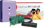 Matrox RT.X2 LE with Adobe Premiere Pro CS4 Upgrad