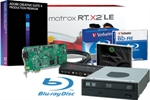 Matrox RT.X2 LE w/Upg to Adobe Pro-Prem+Blu-ray